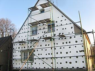 Zateplení fasády cena